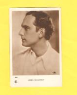 Postcard - Film - Theatre, Actor, Joseph Schildkraut    (22257) - Schauspieler