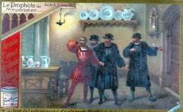 Chromos Veritable Extrait De Viande Liebig  ( 2  Jean De Leyde  ) - Liebig