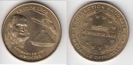 **** 37 - AMBOISE - LE CLOS LUCE - LEONARD DE VINCI 2003 - MONNAIE DE PARIS **** EN ACHAT IMMEDIAT !!! - Monnaie De Paris