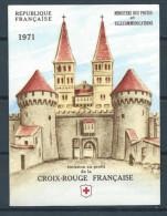 France 1971 Carnet C 2020 Neuf Croix Rouge - Libretti