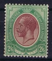 South Africa :  SG 14 Mi 13  1913 MH/* Falz/ Charniere - Nuovi