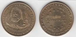 **** 75005 - PARIS - MENAGERIE DU JARDIN DES PLANTES - ORANG-OUTAN 2003 - MONNAIE DE PARIS **** EN ACHAT IMMEDIAT !!! - Monnaie De Paris
