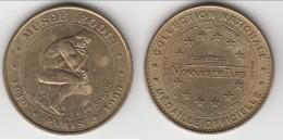 **** 75005 - PARIS - MUSEE RODIN - LE PENSEUR 2003 H - MONNAIE DE PARIS **** EN ACHAT IMMEDIAT !!! - Monnaie De Paris