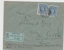 Yu001b /  JUGLOSLAWIEN - Mitläufer Da Gültig Bis 15.4.21 - 1919-1929 Königreich Der Serben, Kroaten & Slowenen