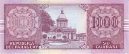 PARAGUAY P. 222b 1000 G 2005 UNC - Paraguay