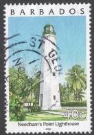 Barbados. 2000 Pride Of Barbados. 40c Used.  SG 1155 - Barbados (1966-...)