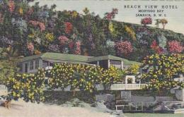 Jamaica Montego Bay Beach View Hotel &amp  Cottages Curteich