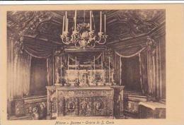 Italy Milano Duomo Cripta di S Carlo