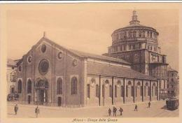 Italy Milano Chiesa delle Grazie