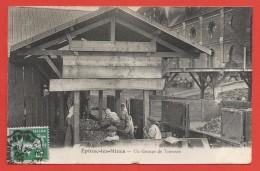 CPA Épinac Les Mines - Un Groupe De Trieuses - Andere Gemeenten