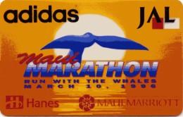 CABLE & WIRELESS Maui Marathon 1500ex. Mint - Phonecards
