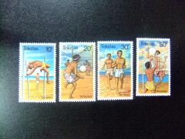 TOKELAU 1981 SPORT Yvert Nº 77 /80 ** MNH GB Nº 77 / 80 ** MNH - Tokelau