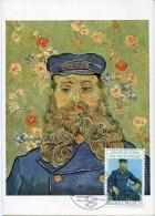 7476 Belgium,  Maximum   2011   Vincent Van Gogh The Postman - Arts