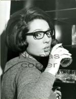 Nana MOUSKOURI, Vers 1960 Par Le Photographe Jacques Aubert - Famous People