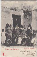 26603g  ETHNOGRAPHIQUE - GROUPE DE FEMMES - Tripoli De Barbarie - 1903 - Libia