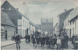 26634g  LA PORTE AUX VACHES - Ninove - 1910 - SBP 1 - Ninove