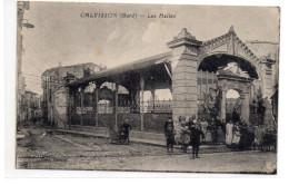 Gard : Calvisson : Les Halles - Francia