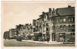 Koksijde, Coxyde Bains, Zeelaan, Le Lion Delhaize Freres (pk27763) - Koksijde