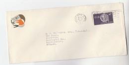 1962 IRELAND  Stamps COVER Illus ADVERT  To GB - 1949-... Repubblica D'Irlanda