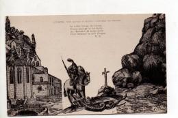 Livron Pres Caylus Legende Du Dragon - France