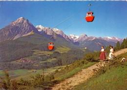 CH 7550 SCUOL, Bergbahn Scuol-Monte Naluna - GR Grisons