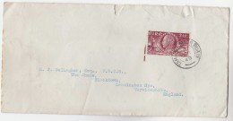 1949 Tallaght  IRELAND  Stamps COVER  To GB - 1937-1949 Éire