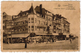 Koksijde, Coxyde Bains, Châlet Des Dunes En Koninklijke Baan (pk27768) - Koksijde