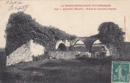 Quineville 50 - Ruines Ancienne Chapelle - 1910 - Frankreich