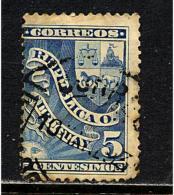 Uruguay 1892 Y&T 90 ° - Uruguay