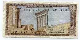 UNE LIVRE - Liban