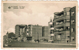Koksijde, Coxyde Bains, Zeelaan, Avenue De La Mer (pk27770) - Koksijde