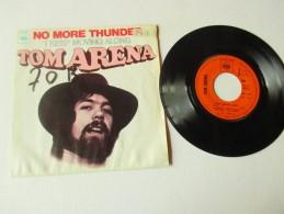 TOM  ARENA   ---   I  KEEP  MOVING  ALONG   ///   NO  MORE  THUNDER   --  2 Photos - Disco, Pop
