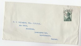 1953 Tallaght  IRELAND  Stamps COVER  To GB - 1949-... Republic Of Ireland
