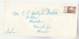 1967 Loch Garman IRELAND  Stamps COVER  To GB - 1949-... Repubblica D'Irlanda