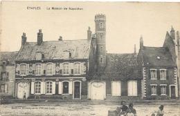 62 PAS DE CALAIS - ETAPLES La Maison De Napoléon - Etaples