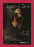 CPM.   Cinéma.  Festival Question De Genre/GKC.  La Question Homosexuelle En Europe.  Lille. - Film