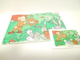 Kinder K 98 N. 83 + Bpz - Puzzles