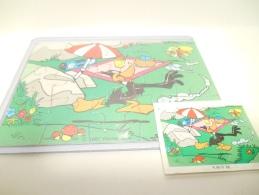 Kinder K 98 N. 84 + Bpz - Puzzles