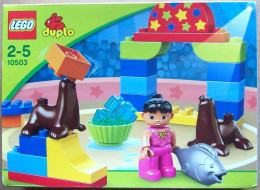 NEUF > Boîte LEGO / DU¨PLO, Réf. 10503 : Le Numéro Des Otaries - Duplo