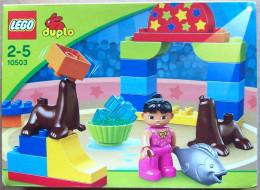 NEUVE & SCELLÉE > Boîte LEGO / DUPLO : Le Numéro Des Otaries (Réf. 10503) - Duplo