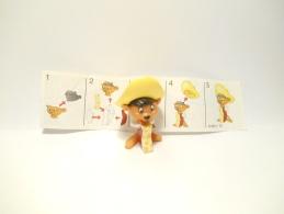 Kinder K 98 N. 70 + Bpz - Puzzles