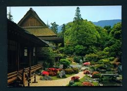 JAPAN  -  Kyoto  Sanpoin And Garden  Unused Postcard - Kyoto