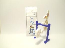Kinder K 98 N. 109 + Bpz - Puzzles