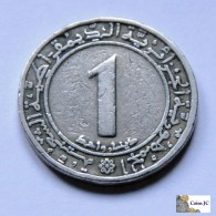 Argelia - 1 Dinar - 1972 - Algerien