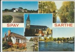 Spay-Sarthe-Multi-vues-(CPM) - France