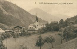 CH MOREL FILET / Vallée De Conches, Village De Mörel / - VS Valais