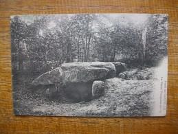 Forêt De Carnelle , La Pierre Turquoise - Sin Clasificación