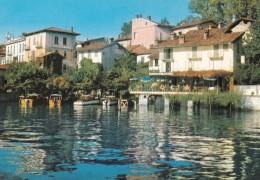 """Lago Maggiore : ISOLA BELLA : Ristorante """"MAGNOLIA"""", Terrazza In Riva Al Lago - Italie"""