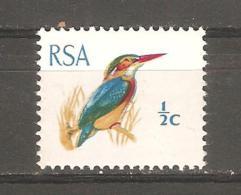 Sello De Africa Del Sur - Birds