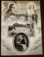 Pie XII  Annus Sanctus 1949-50 - CPSM Christ Religion Rome Italie Vatican - Popes